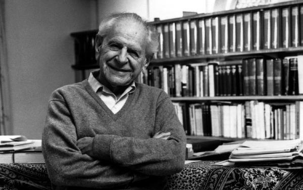 Karl Popper e il principio falsificazionista