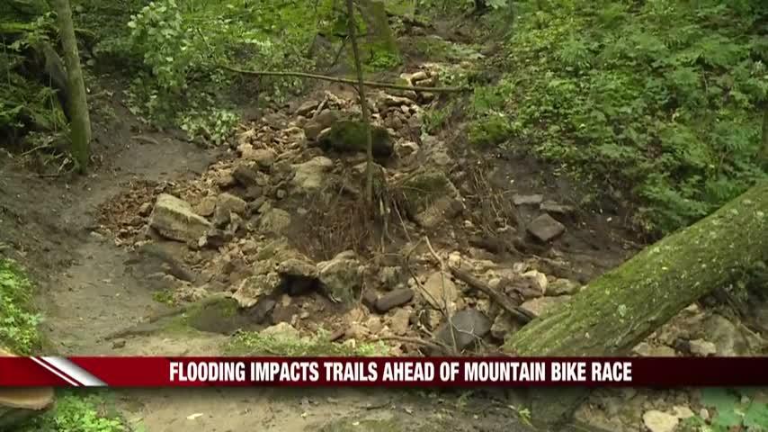 Flooding Impacts Mountain Bike Race Trails_48169622