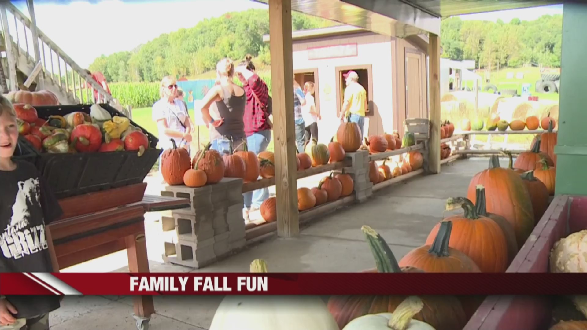 Valley Pasture Farm featuring fun fall activities