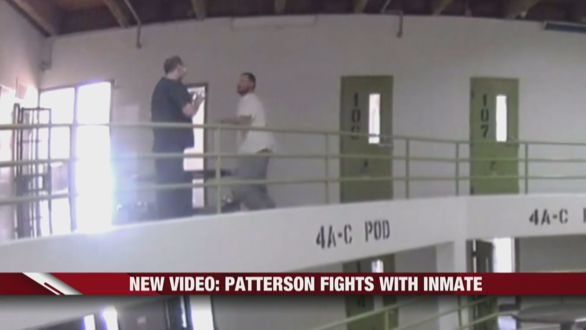 Patterson Inmate Fight