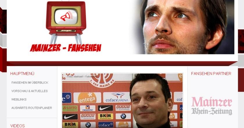 Mainz 05: Mainzer Fansehen wird zum Mainzer Fankanal