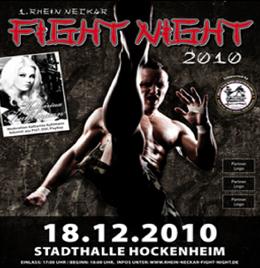 1. Rhein-Neckar Fight Night