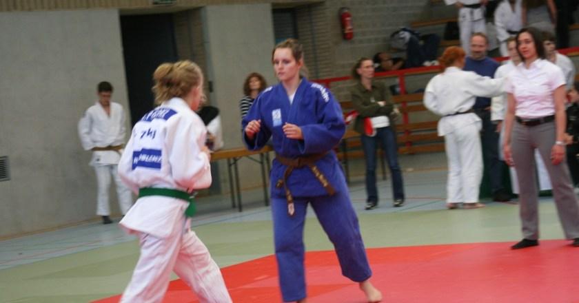 JUDO-Ferien-Training beim SV Alemannia Nackenheim