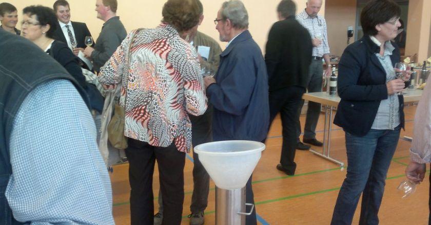 Erfolgreiches 2. Weinforum in Dorn-Dürkheim