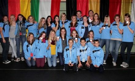 Rettungsschwimmer aus Nieder-Olm / Wörrstadt holen zwei Silbermedaillen bei den Deutschen Meisterschaften