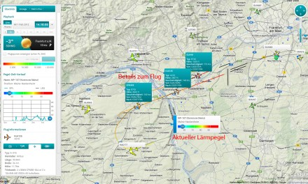Fluglärm: Flughafen Frankfurt verstieß 822 mal gegen Nachtflugverbot