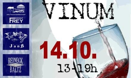Weine mit Auszeichnung beim Guntersblumer Forum Vinum