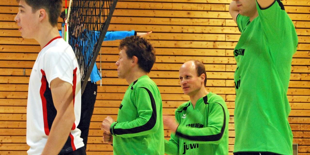 Volleyballherren SG Spiesheim starten als Tabellenführer