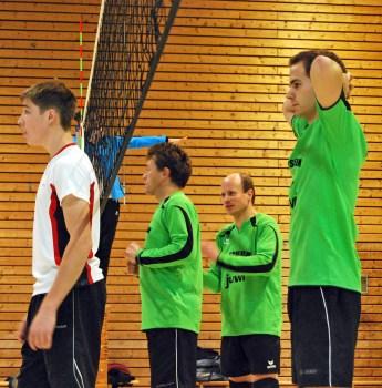 SG Spiesheim Volleyball: nach 20 Jahren erneut siegreiches Herrenteam