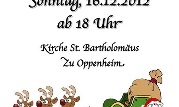Adventskonzert der Harmonie in Takt