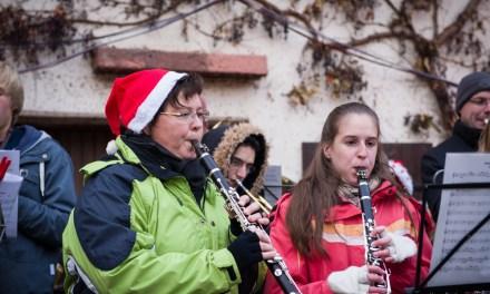 Weihnachtsmarkt im Leininger Schloss