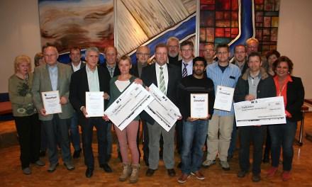djk Nieder-Olm erhält VG-Preis für ehrenamtliches Engagement