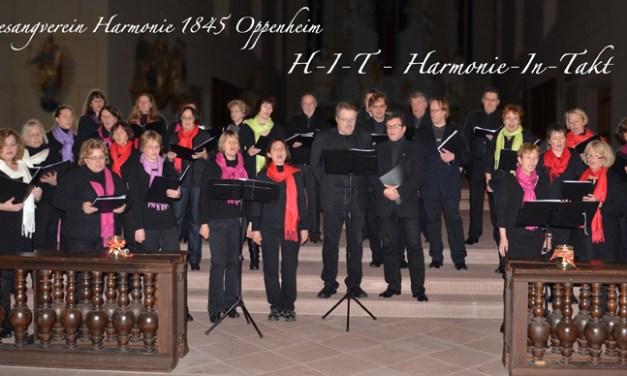 Weihnachtskonzert der Harmonie in Takt ein voller Erfolg