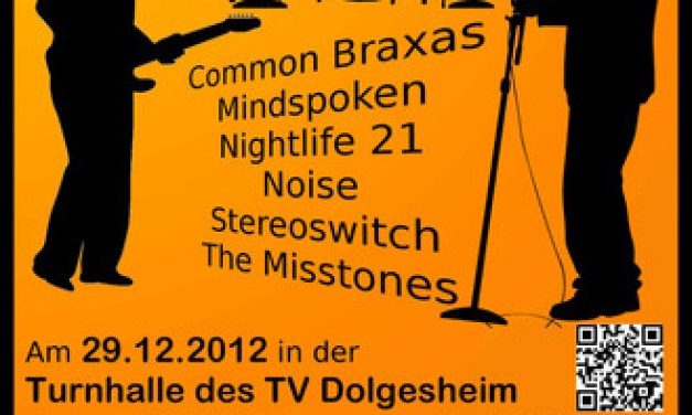 Rhoihessevision Bandcontest 2012 in Dolgesheim