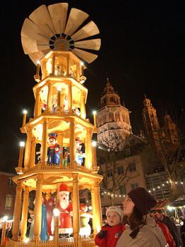 Weihnachtsmärkte sind Eldorado für Taschendiebe