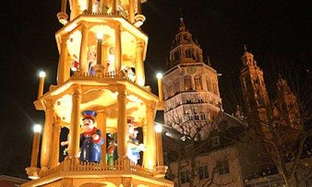Weihnachtsmarkt Mainz mit umfangreichem Angebot