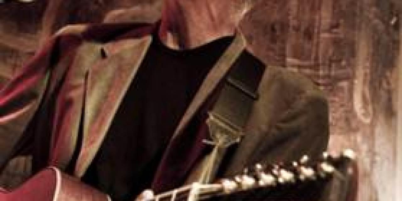 Terry Lee Hale im Museumskeller Guntersblum am 22. Februar 2013
