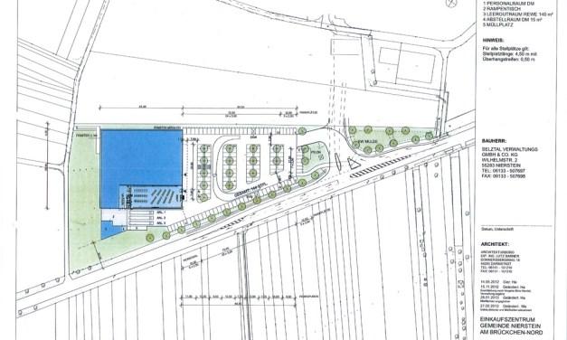 Nierstein bekommt ein Fachmarktzentrum – Eröffnung im Frühjahr 2014