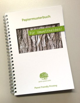 Papiermusterbuch PM