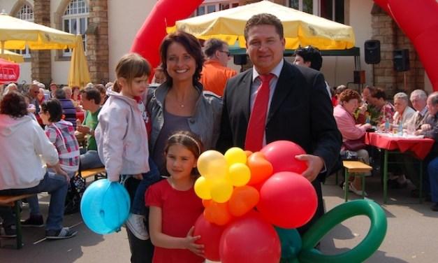 SPD lädt ein zum Familienfest am 1. Mai