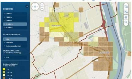 Bürgerbefragung zur Internetversorgung in Nackenheim startet