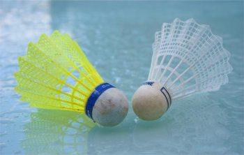 Badminton (Symbolbild: stock:xchng)