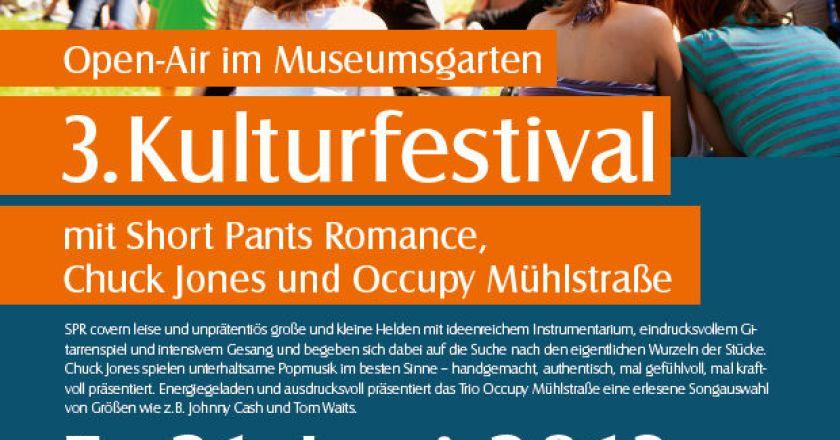 Guntersblumer Kulturfestival im Museumsgarten Guntersblum Teil 3 – 21. Juni 2013