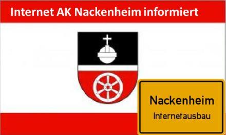 Internetausbau in Nackenheim auf den Weg gebracht