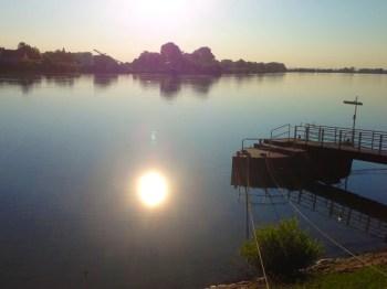 Rhein (Symbolbild: Andreas Lerg)