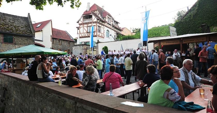 """Kellerweg-Fest in Guntersblum – Nummer vier der """"großen Vier"""""""
