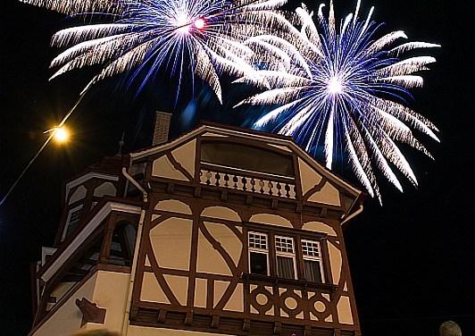 Kellerweg-Fest Guntersblum: Polizei zieht Zwischenbilanz