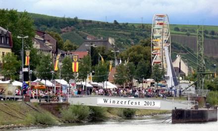 Niersteiner Winzerfest: Polizei zieht positive Einsatzbilanz