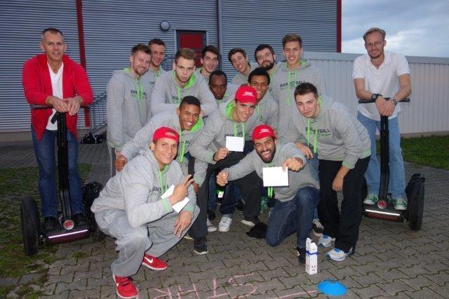 Ordentlich Schieflage für Regionalliga-Basketballer der djk