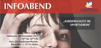 Infoabend: Kinderschutz im Sportverein