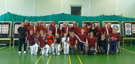 Vereinsmeisterschaft der Bogenschützen des SC Mommenheim