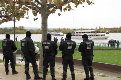 Strategie der Polizei beim Derby Mainz 05 gegen Eintracht Frankfurt ging auf