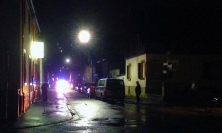 Polizei Oppenheim im Zeitlupentempo auf Verfolgungsjagd nach einem Hund