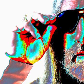 """Frontmann Erik Klingenberg von """"The Changeling""""."""