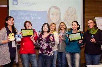 Mainzer Erzieher entdecken Welt der Schlaumäuse: Kostenlose Schulung für Lernsoftware der Schlaumäuse-Initiative von Microsoft für Mainzer Bildungseinrichtungen