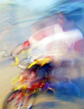 Junge bei Fahrrad-Unfall schwer verletzt. (Symbolbild: stock:xchng)
