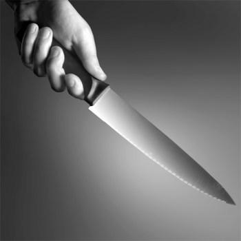 Bei dem Streit kam ein Messer zum Einsatz. (Symbolbild: stock:xchng)
