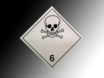 Achtung Giftköder (Symbolbild)