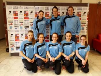 Rheinland-Pfalz – Rekord, vier Medaillen und WM-Qualifikation