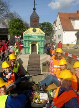 Ludwigshöhe – die kla Gemaa ist Top