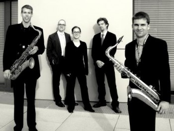 Fr. 11.04.2014: Jazzinitiative Bingen – TENOR BADNESS Quintett – Music For The People: Swing & More!