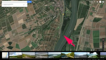 Schlummert hier ein Vulkan in Rheinhessen?