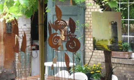 Niersteiner Künstlerkreis stellt anlässlich der Drei-Türme-Wanderung aus