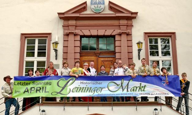Leininger Markt in Guntersblum
