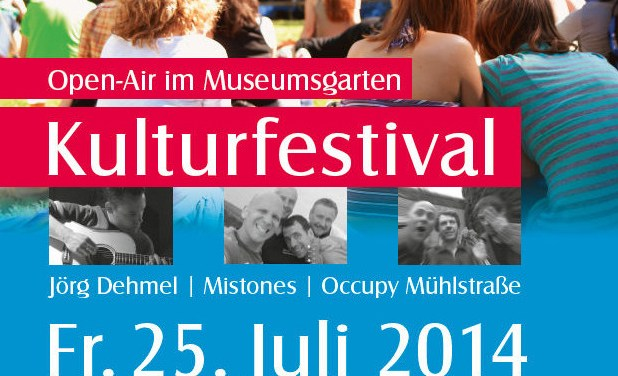Guntersblumer Kulturfestival – Erlesene, handgemachte Songs beim Museumsgartenfestival