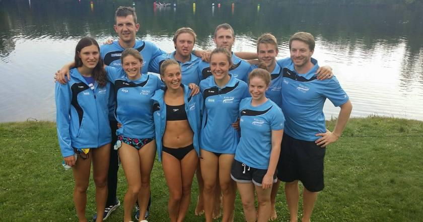 DLRG Nieder-Olm / Wörrstadt schließt DLRG-Trophy – Serie sehr erfolgreich ab / Zahlreiche Qualifikationen für die Deutschen Meisterschaften